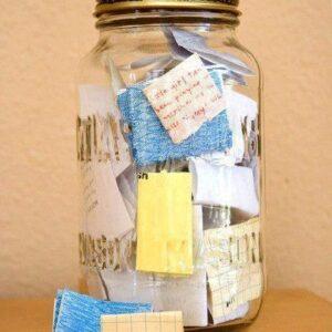 Accomplishment Jar